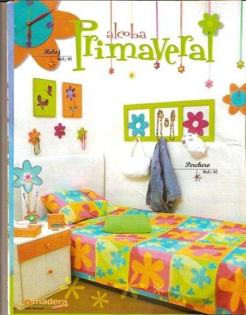 Fotos de cuadros y accesorios de dormitorios de bebe y - Cuadros para habitaciones de ninos ...
