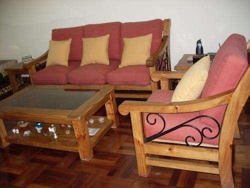 Fotos de muebles en madera y fierro lima muebles for Muebles usados en lima