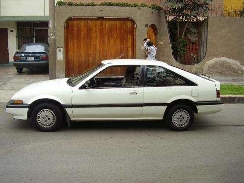 Honda accord lxi americano 1987