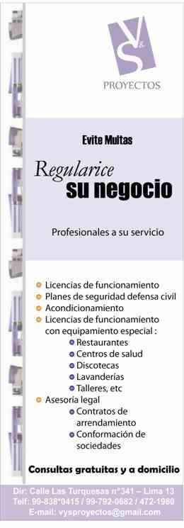 Fotos de REGULARICE SU NEGOCIO