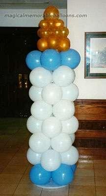 Fotos de baby shower decora con globos chupones - Decora con globos ...