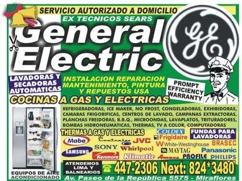 Fotos de servicio tecnico de artefactos general electric - Servicio tecnico de general electric ...