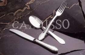 Cubiertos de plata camusso modelo cheppendale lima for Cubiertos de plata precio
