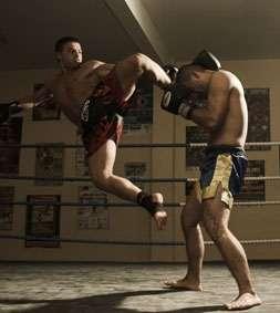 Clases de artes marciales mixtas