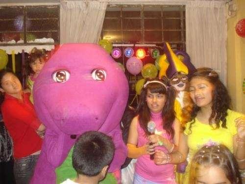 foto de barney y sus amigos: