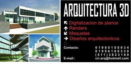 Fotos de servicios de arquitectura 3d renders - Servicios de arquitectura ...