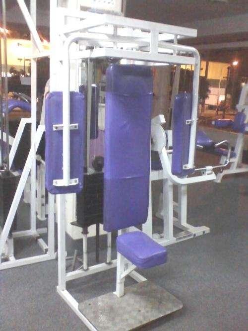 Fotos de remato maquinas de gimnasio equipo completo para for Gimnacio o gimnasio
