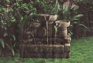 Fotos de piletas de agua importadas novedosas y super for Piletas de agua para jardin