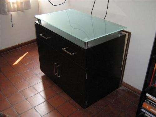 Fotos de mueble de madera para televisor y dvd lima for Muebles usados en lima