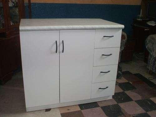 Fotos De Remato Mueble De Melamina Para Cocina Lima