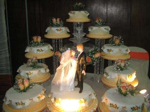 Fuentes de agua para tortas - Imagui