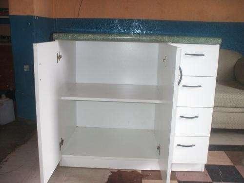 Como dise ar muebles de cocina en melamina for Como disenar tu cocina