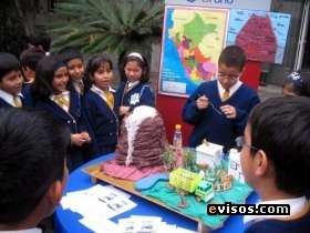 Maquetas  escolares...experimentos,expociencia