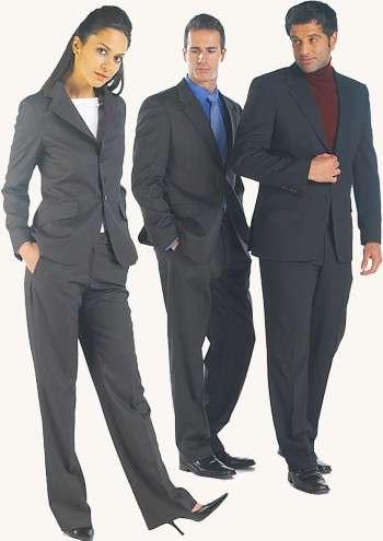 Confeccion ternos / conjuntos para empresas y/o colegios
