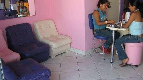 Remato articulos muebles para salon de belleza spa peluqueria  Lima