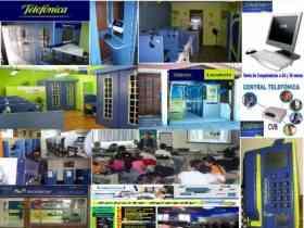 Fotos de Locutorio Publico Telefonica y otros sistemas