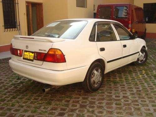 Vendo o Cambio Toyota Sprinter 98