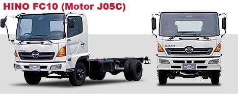 Manual de taller camiones hino fc10 - gh17- fm26 (j05c-j08c)