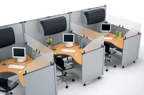 Fotos de muebles de oficina lima otros servicios for Modulos para oficina