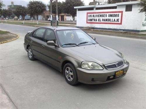 fotos de honda civic 2000: