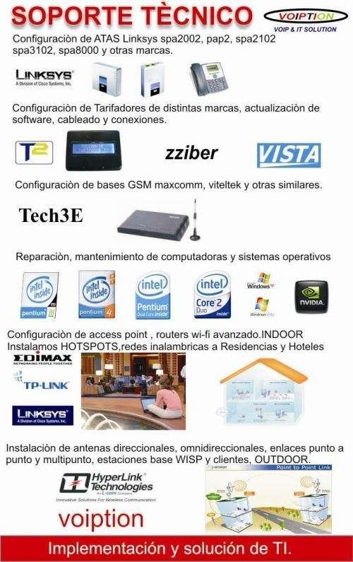 Fotos de soporte tecnico voip wi fi pc 39 s locutorios for Lista de empresas en lima