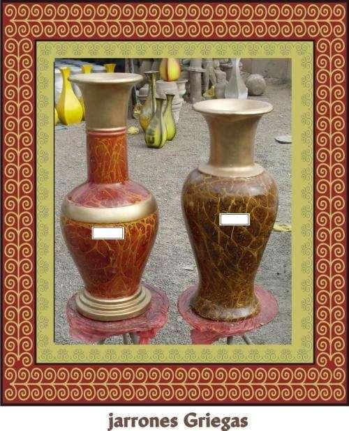 Fotos de artesan a peruana jarrones y floreros lima for Ceramica artesanal peru