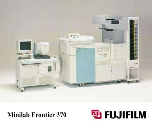 Laboratorio fotografico fuji frontier 350/370/390