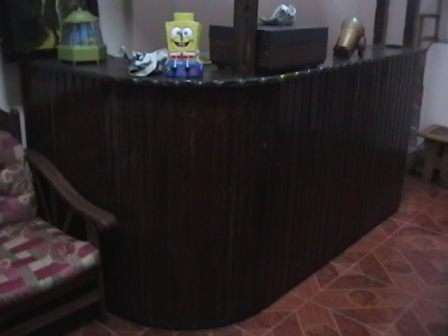 Fotos de vendo o remato mueble bar acabado rustico lima for Mueble bar rustico