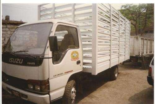 Fotos de Barandas , carrocerias metalicas para camionetas y camiones 4
