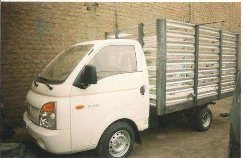 Fotos de Barandas , carrocerias metalicas para camionetas y camiones 2