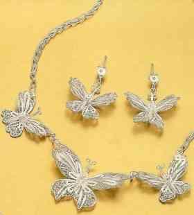 Fotos de joyas de plata de 9.50 kilates
