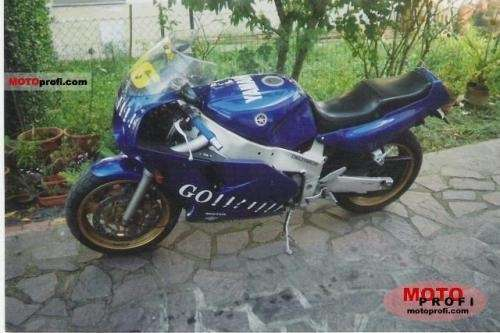 Fotos de vendo moto pistera Yamaha 400