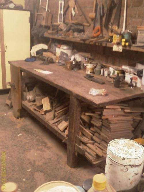 Fotos de taller de habilitacion ebanisteria carpinteria for Curso de carpinteria en melamina pdf