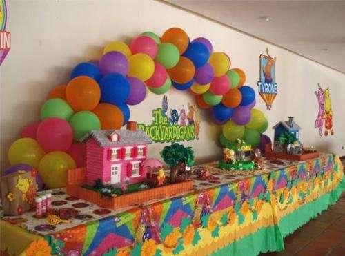 Adornos Para Fiesta Infantiles De Fiestas My Little Pony