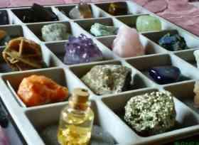 Fotos de Vendo colección de 35 muestras de minerales del mundo