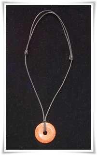 Joyas - Collar de Piedra Natural Venturina (Goldstone)