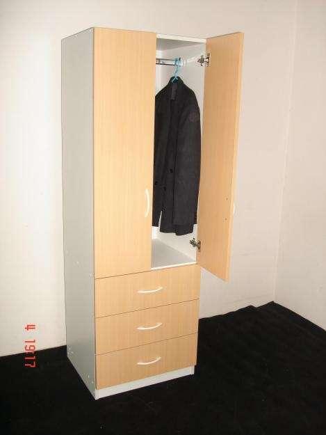 Mueble de melamina  closet ropero s24990soles  lima en Lima