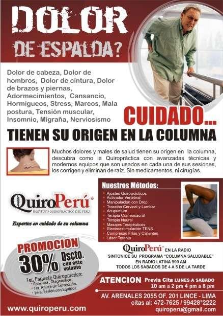 Hernia discal y dolor de la columna, solucion natural sin cirugias