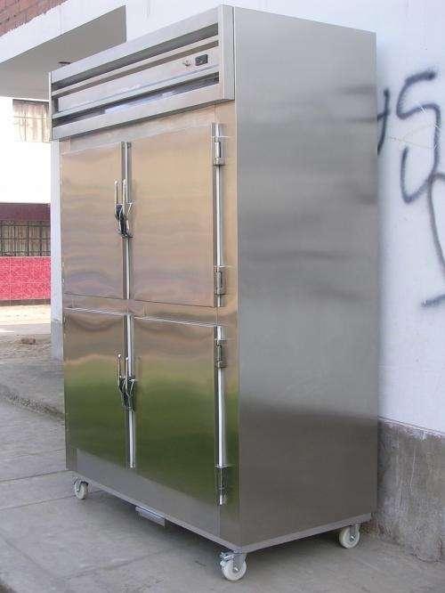 Fotos de muebles de acero inoxidable equipos de frio for Muebles en acero inoxidable bogota