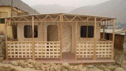 Fotos de modulos de madera lima otros - Cuanto cuesta decorar una casa ...