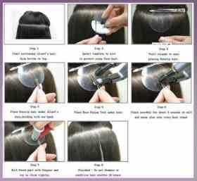 Fotos de Venta de kit de Extensiones de cabello y Clases.