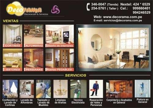Fotos de decorama dise o de interiores lima anuncios for Diseno de interiores lima
