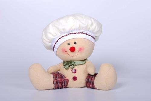 Curso de muñecos country navideños
