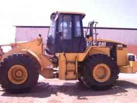 Cargador caterpillar 938G, 938F, 950F, 950G, 962G, 966G, 972G, 988F, 980G