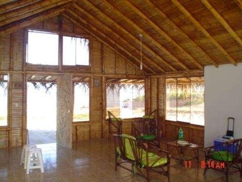 Decoracion Rustica Para Casas De Playa ~ Fotos de Casa rustica de playa en norte de per? en Piura, Per?