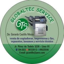 Curso taller reparacion de fotocopiadoras