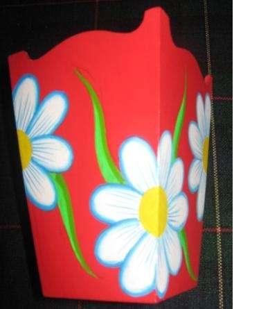 Fotos de Clases de manualidades pintura pirograbado 4