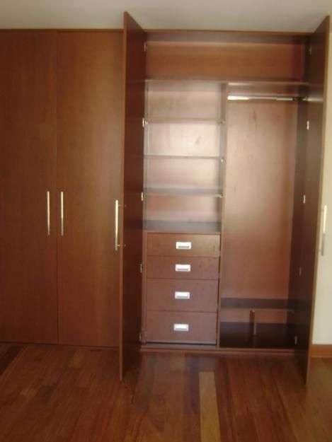 Closet en melamina modelos imagui for Closet melamina