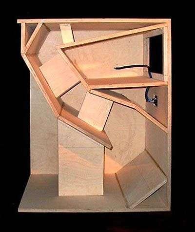 Fabricacion de cajas acusticas sistema array
