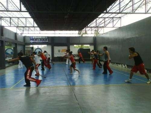 Grupo internacional de capoeira aboliçâo